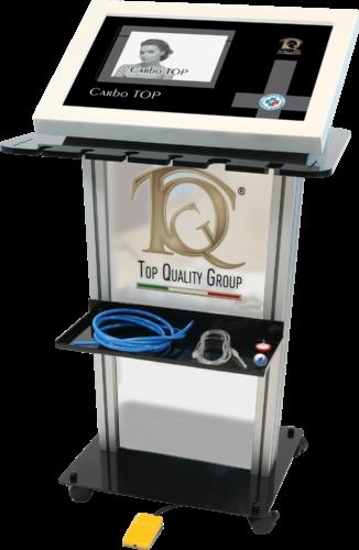 Immagine dispositivo apparecchiatura Carboxythérapie en médecine esthétique : micro infiltrations de CO2 médicale