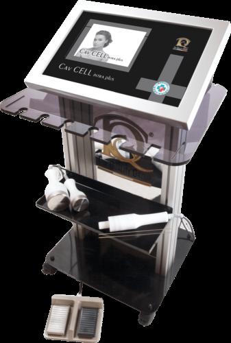 Immagine dispositivo apparecchiatura Lipo Émulsification Ultrasonique Sous-cutanée, Hydrolipoclasie Transdermique et Cavitation Transdermique