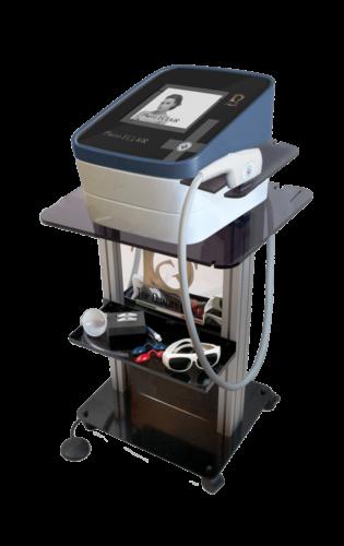 Immagine dispositivo apparecchiatura Lumière Pulsée en Médecine Esthétique