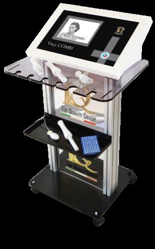 Immagine dispositivo apparecchiatura Radiofréquence et Electroporation pour traitements des troubles génitaux