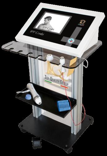 Immagine dispositivo apparecchiatura Ondes de choc et Électroporation pour le traitement des troubles de l'érection et de l'Induratio Penis Plastica